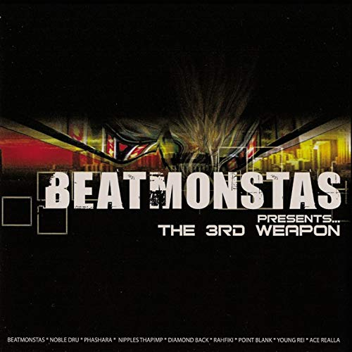 Beatmonstas The 3rd Weapon