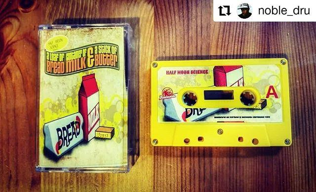 @noble_dru • • • • • • Grab Cassette Tape.  Hit link in bio